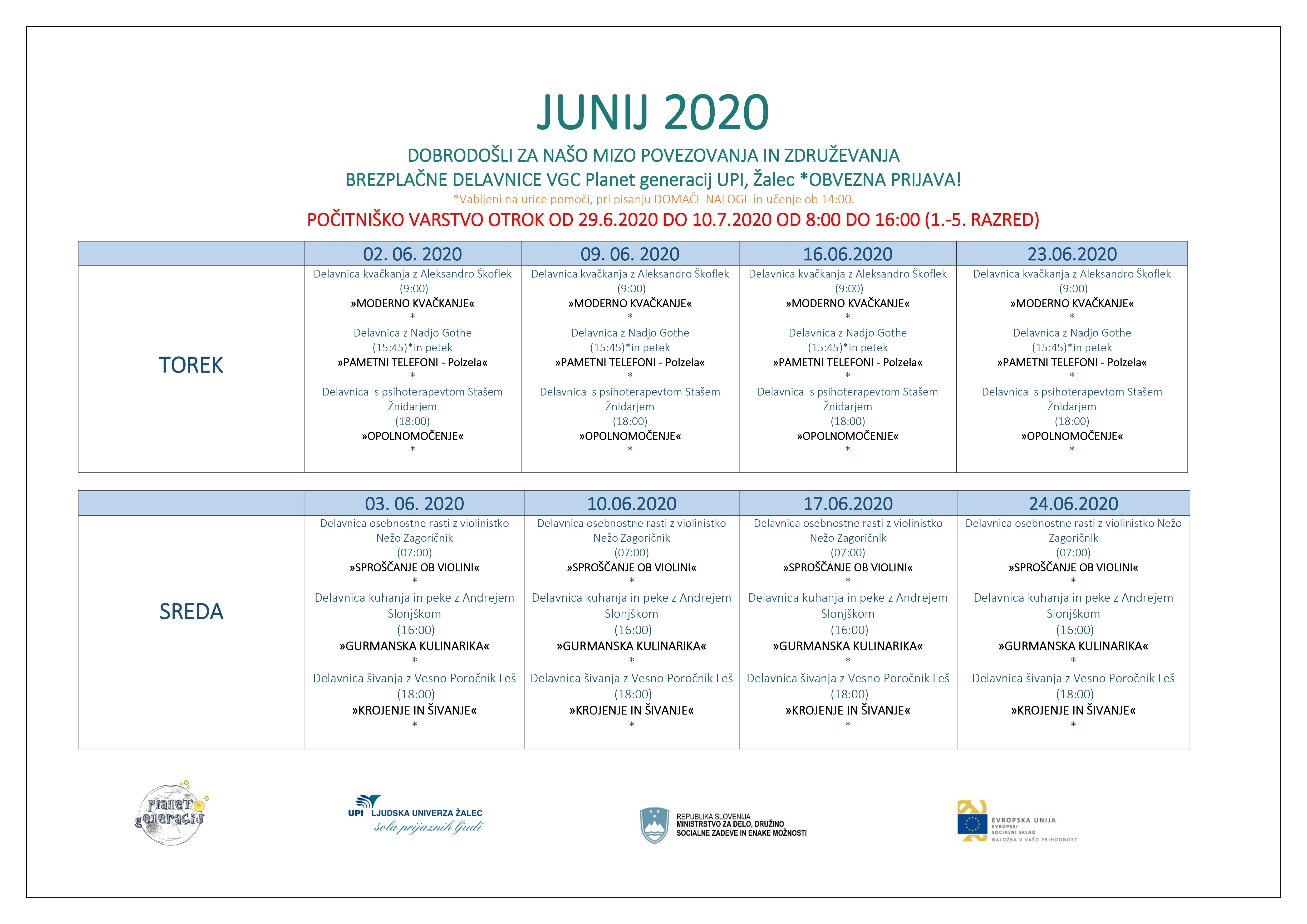 VGC AKTIVNOSTI JUNIJ_2020